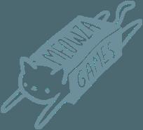 Meowza Games Logo