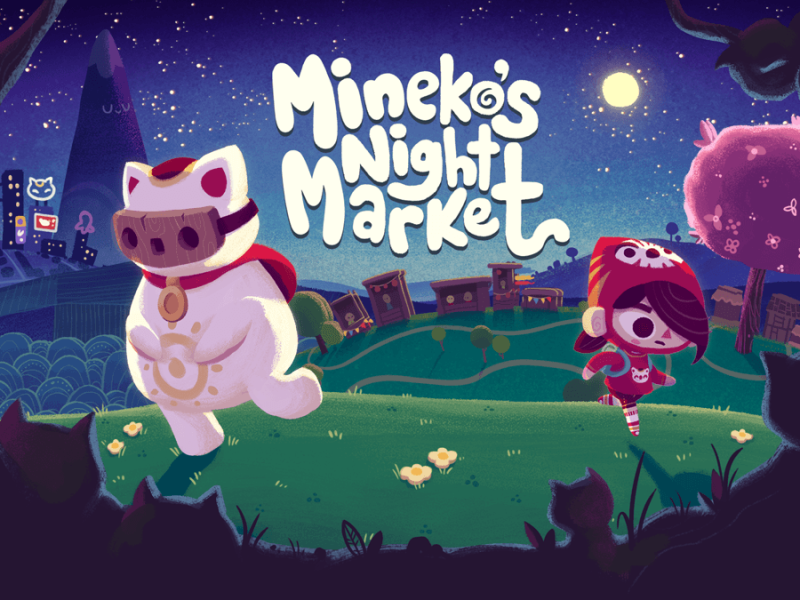 Minekos Night Market