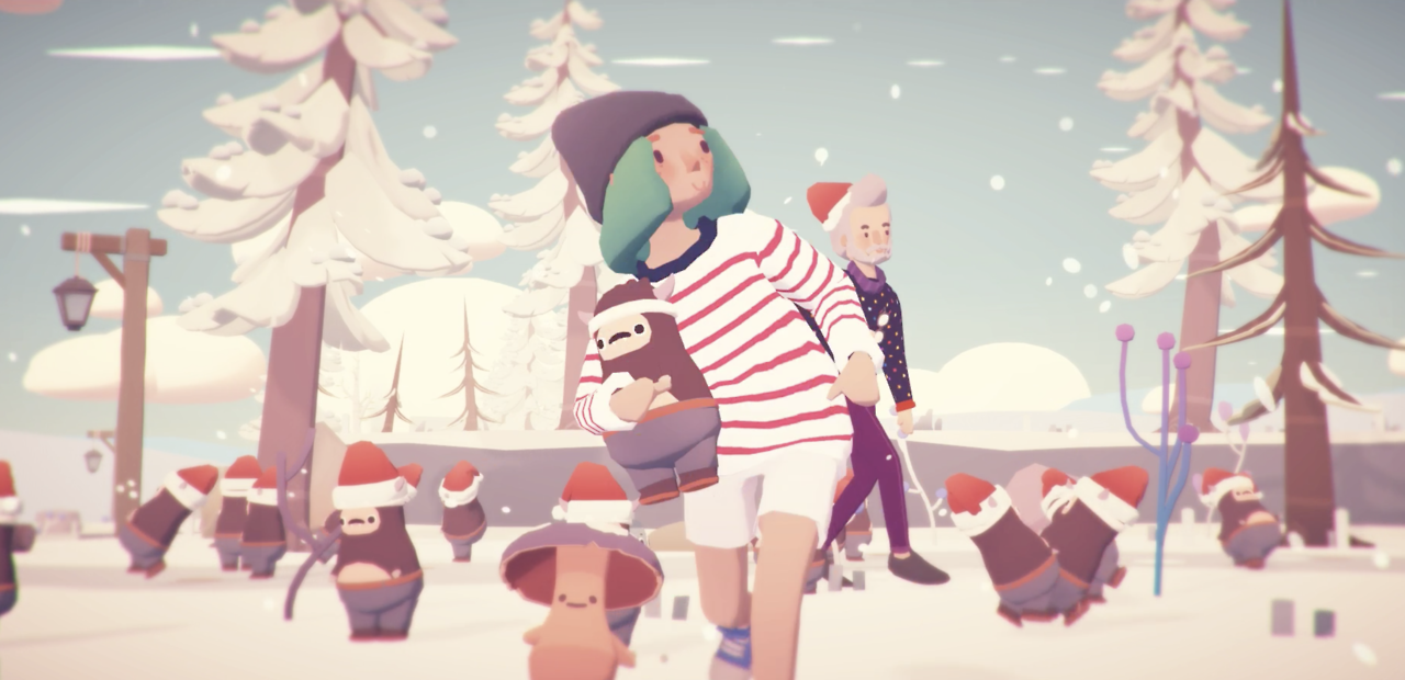 Ooblets Winter Update