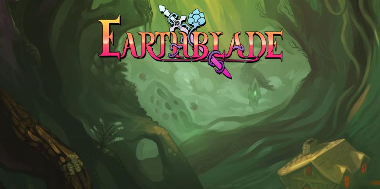 Earthblade Title